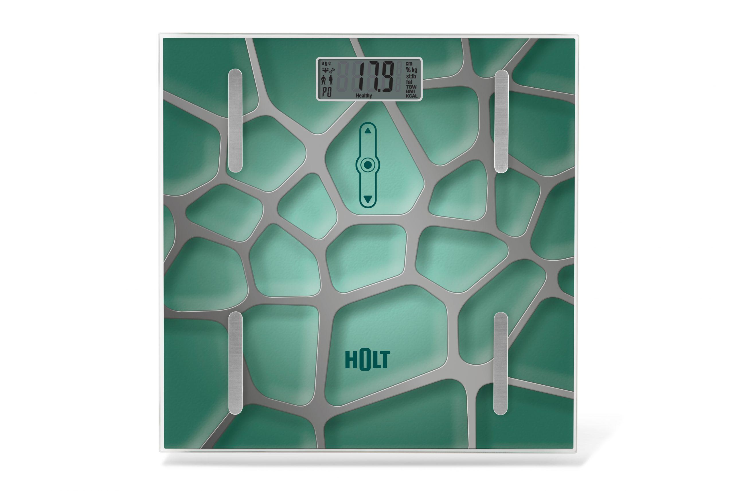 Vonios Svarstyklės HT-BS-001 Green