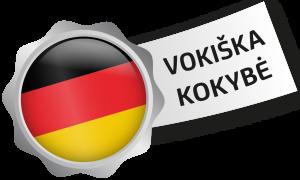Vokiska-kokybe vokiski gartraukiai