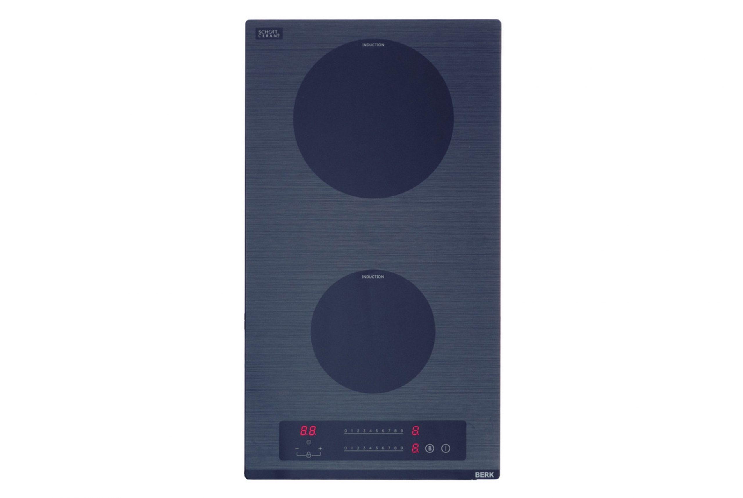 Įmontuojama Domino maža indukcinė kaitlentė Berk BHI 320 TX/M