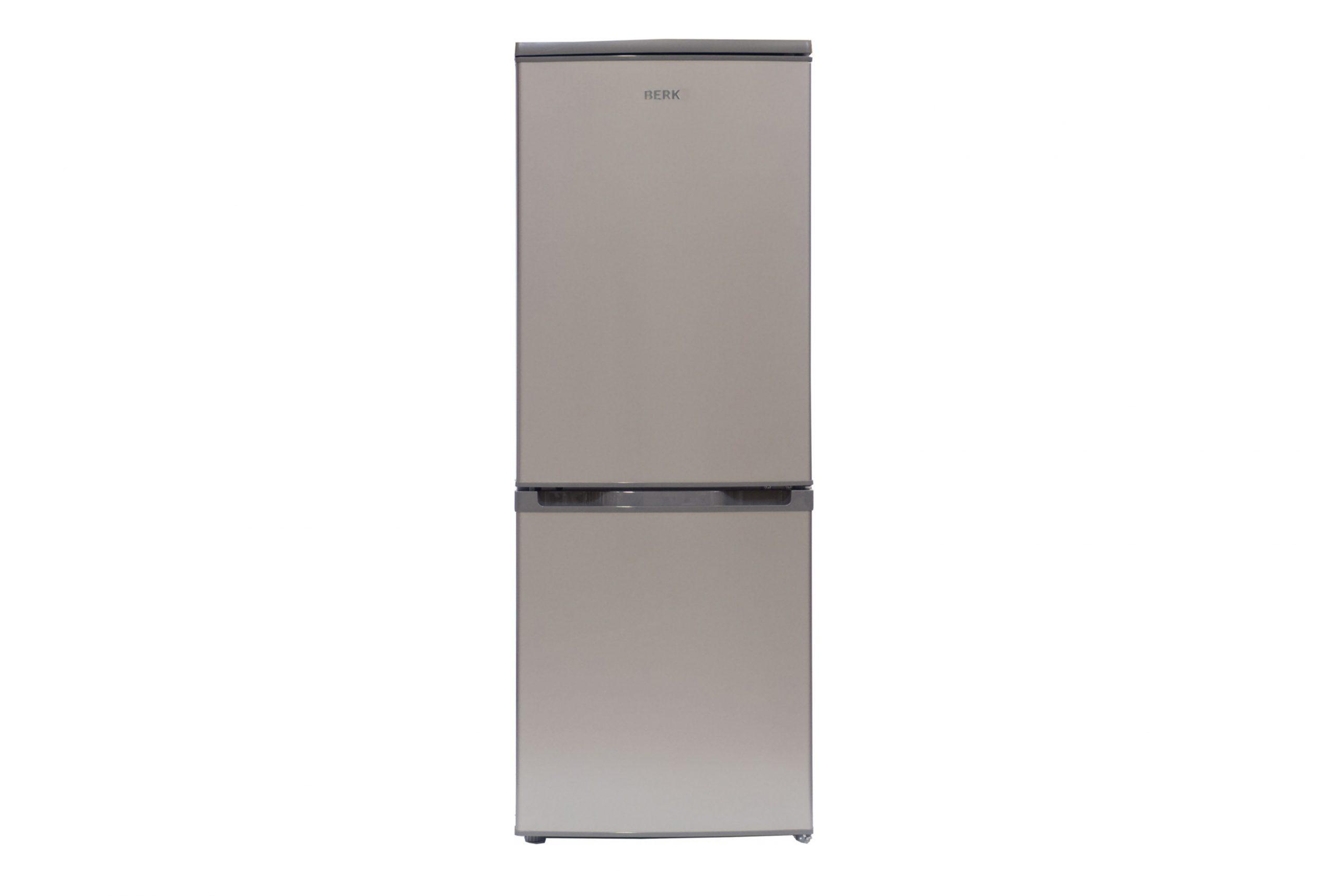 Laisvai pastatomas šaldytuvas Berk BK-208SAS A+