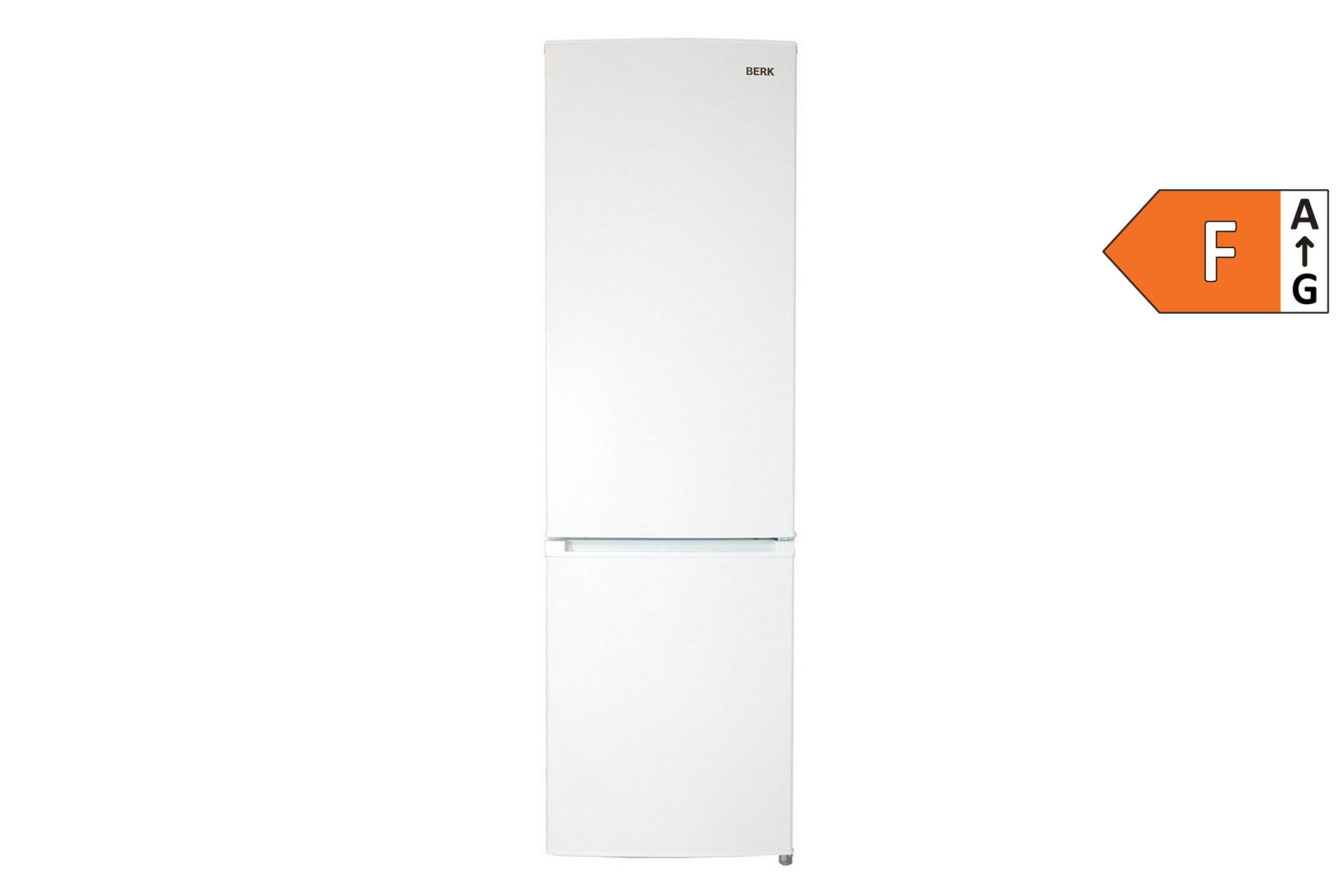 Šaldytuvas-Berk-BRC-1855E-NFW-No-Frost F