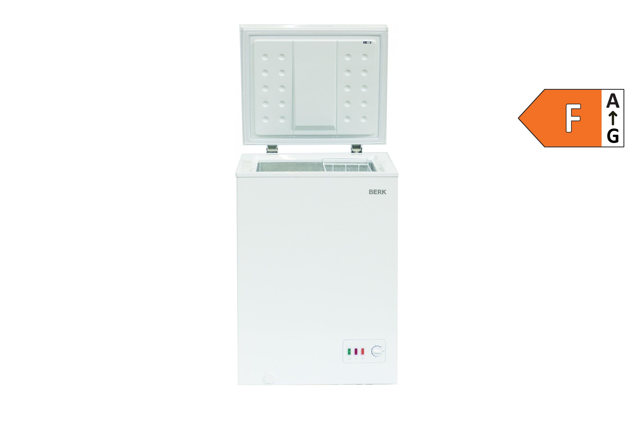 Maža šaldymo dėžė Berk BS-129SAW Balta (F) 1