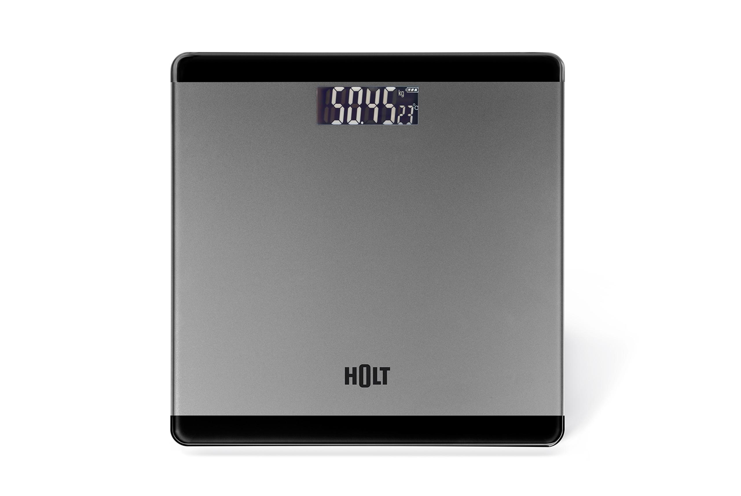 Vonios Svarstyklės Holt HT-BS-008 Black (1)